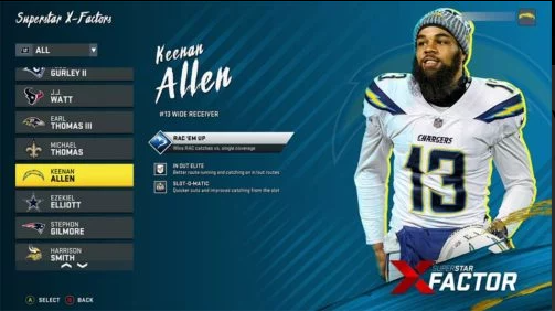 Will X-Factor Abilities Return to Madden 22?