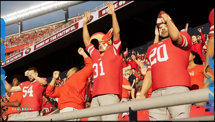 Gameday Momentum Provides Each Team Home-field Advantage in Madden 22
