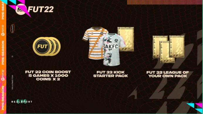 FIFA 22: FUT 22 Pre Season Is Coming
