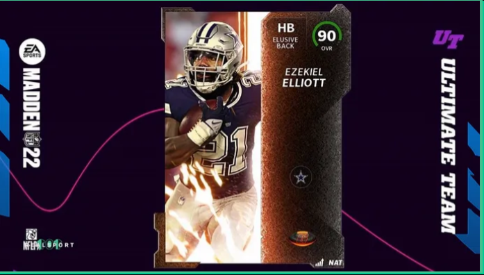 Madden 22- Best MUT 22 Cards in Dallas Cowboys Theme Team